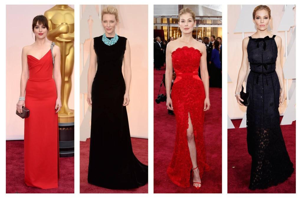 Vestidos Óscares